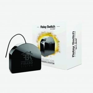 Fibaro Relay Switch (2x1.5kW) Right