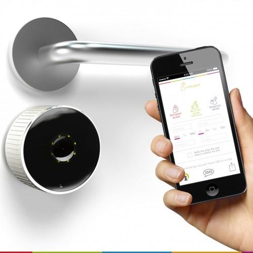 danalock smartphone app