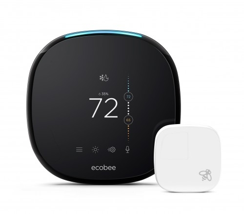 ecobee4 smart Thermostat (including pro installation)