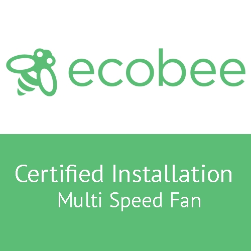 Ecobee PRO Installation Service – 3 Speed Fan