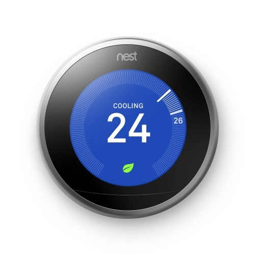 Nest Learning Thermostat Gen3 (1 Year UAE Warranty)
