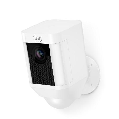 Ring Spotlight Cam Battery (White)