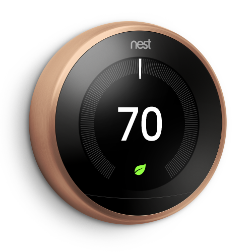 Nest Learning Thermostat Gen3 (with professional installation option)