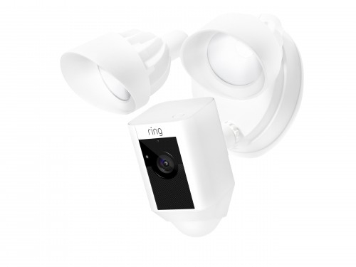 Ring Floodlight Cam Wired (White)